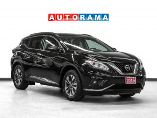 Used 2015 Nissan Murano SV 4WD BACKUP CAM PANORAMIC SUNROOF for sale in Toronto, ON