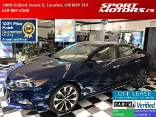 Used 2017 Nissan Maxima SR+Camera+GPS+Blind Spot+Apple Play+New Tires+BOSE for sale in London, ON