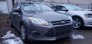 Used 2013 Ford Focus SE Certified 2 years Powertrain warranty for sale in Mississauga, ON