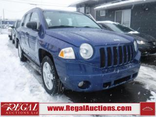 Used 2010 Jeep Compass Sport 4D Utility FWD for sale in Calgary, AB