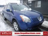 Photo of Blue 2008 Nissan Rogue