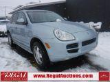 Photo of Blue 2006 Porsche Cayenne