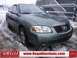 Photo of Green 2005 Nissan Sentra