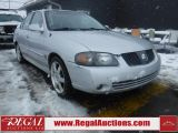 Photo of Silver 2006 Nissan Sentra