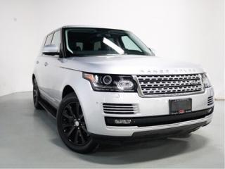 Used 2015 Land Rover Range Rover 5.0 V8 SC   LWB   MASSAGE SEATS   MERIDIAN SOUND for sale in Vaughan, ON