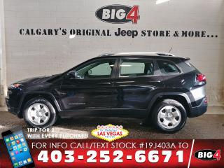 Used 2015 Jeep Cherokee Sport for sale in Calgary, AB