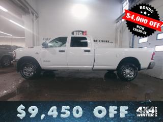 New 2019 RAM 3500 New Tradesman for sale in Calgary, AB