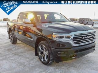 New 2020 RAM 1500 Longhorn 4x4 | Diesel | Sunroof | Bluetooth for sale in Indian Head, SK