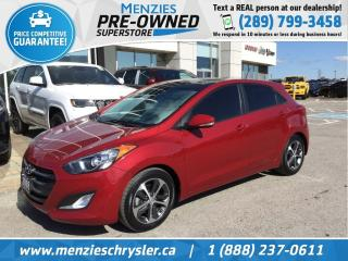 Used 2016 Hyundai Elantra GT GLS, Bluetooth, Htd Frt Seats, One Owner for sale in Whitby, ON