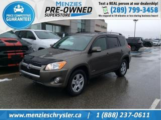 Used 2011 Toyota RAV4 LIMITED  for sale in Whitby, ON