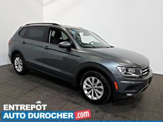 Used 2018 Volkswagen Tiguan Trendline AWD Automatique - A/C - Sièges Chauffant for sale in Laval, QC