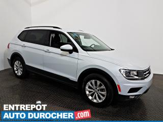 Used 2018 Volkswagen Tiguan Trendline AWD Automatique - A/C - Caméra de Recul for sale in Laval, QC