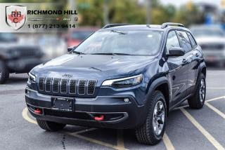 Used 2019 Jeep Cherokee 4X4 TRAILHAWK for sale in Richmond Hill, ON