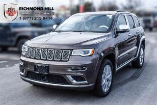 Used 2019 Jeep Grand Cherokee 4x4 Summit for sale in Richmond Hill, ON