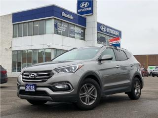 Used 2018 Hyundai Santa Fe Sport 2.4l Awd for sale in Toronto, ON