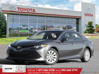 New 2020 Toyota Camry LE LE for sale in Whitby, ON