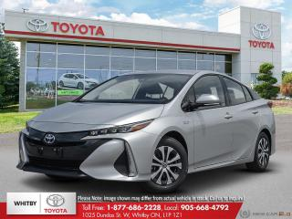 New 2020 Toyota Prius Prime FB20 for sale in Whitby, ON