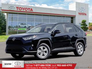 New 2020 Toyota RAV4 XLE AWD FA20 for sale in Whitby, ON