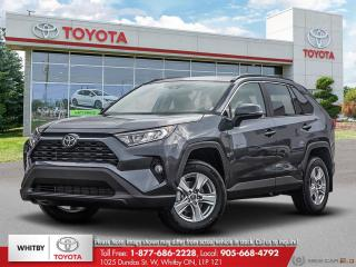 New 2019 Toyota RAV4 XLE AWD EA20 for sale in Whitby, ON