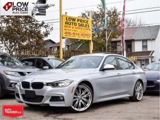 Used 2015 BMW 3 Series IndividualSeries*MPack*Navi*Camera*ExtraClean* for sale in Toronto, ON