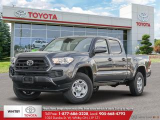 New 2020 Toyota Tacoma 4X4 Double CAB 6A LC27 for sale in Whitby, ON