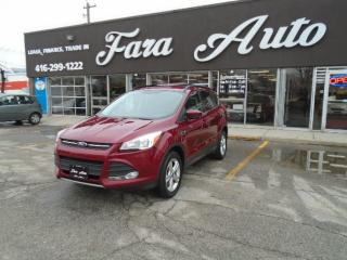 Used 2013 Ford Escape 4WD SE for sale in Scarborough, ON