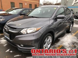 Used 2016 Honda HR-V AWD,NAVIGATION,SUNROOF,LEATHER SEATING !!! for sale in Toronto, ON