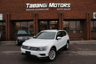 Used 2019 Volkswagen Tiguan 4MOTION I NO ACCIDENTS I REAR CAM I KEYLESS ENTRY I CRUISE for sale in Mississauga, ON