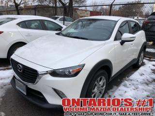 Used 2018 Mazda CX-3 AWD,BACKUP CAM,HEATED SEATS !!! for sale in Toronto, ON