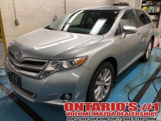 Used 2016 Toyota Venza BACKUP CAM,ONLY 38,081 KMS !!! for sale in Toronto, ON