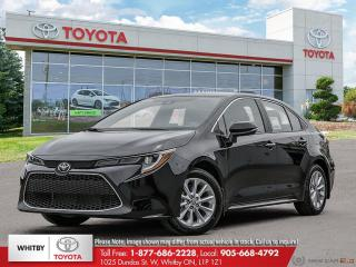 New 2020 Toyota COROLLA XLE CVT EA20 for sale in Whitby, ON