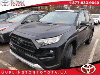New 2020 Toyota RAV4 for sale in Burlington, ON