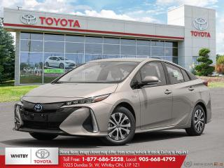 New 2020 Toyota PRIUS PRIME LE/LIMITED/XL FB20 for sale in Whitby, ON