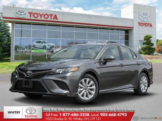 New 2020 Toyota Camry SE SE for sale in Whitby, ON