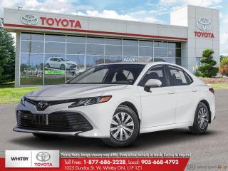 New 2020 Toyota Camry LE for sale in Whitby, ON