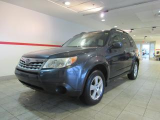 Used 2012 Subaru Forester 5dr Wgn Auto 2.5X | BLUETOOTH for sale in Brampton, ON