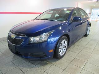 Used 2013 Chevrolet Cruze 4dr Sdn LT Turbo w-1SA for sale in Brampton, ON