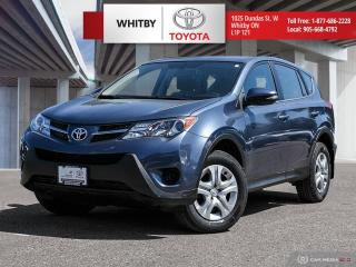 Used 2014 Toyota RAV4 LE for sale in Whitby, ON