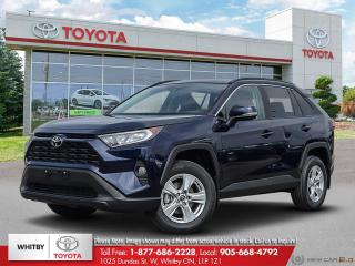 New 2020 Toyota RAV4 XLE AWD XLE for sale in Whitby, ON
