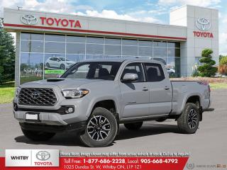 New 2020 Toyota Tacoma 4X4 Double CAB 6A for sale in Whitby, ON