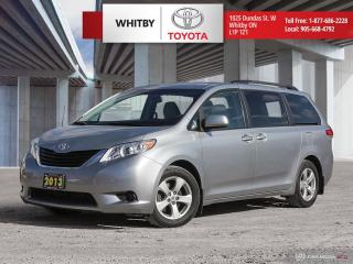 Used 2013 Toyota Sienna LE FC14 for sale in Whitby, ON