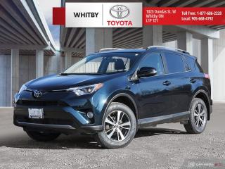 Used 2017 Toyota RAV4 XLE for sale in Whitby, ON