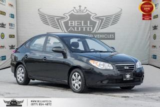 Used 2008 Hyundai Elantra GL, HEATED SEATS, CRUISE CNTRL, PWR MIRRORS, TRACTION CNTRL for sale in Toronto, ON