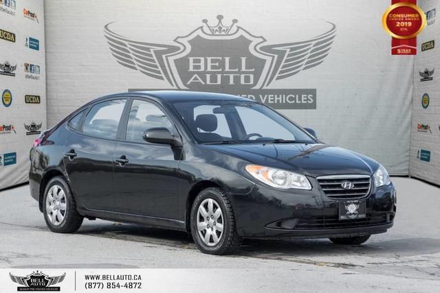 2008 Hyundai Elantra GL, HEATED SEATS, CRUISE CNTRL, PWR MIRRORS, TRACTION CNTRL