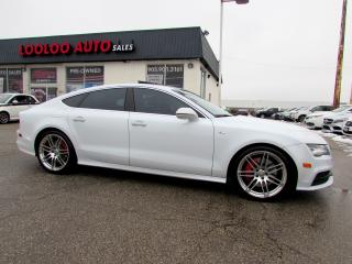 Used 2013 Audi A7 S-LINE SUPERCHARGED Premium quattro Certified for sale in Milton, ON