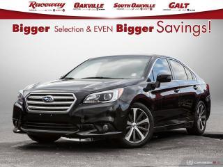 Used 2017 Subaru Legacy LIMITED for sale in Etobicoke, ON