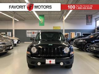 Used 2014 Jeep Patriot *CERTIFIED!* | North 4WD | SUNROOF | +++ for sale in North York, ON