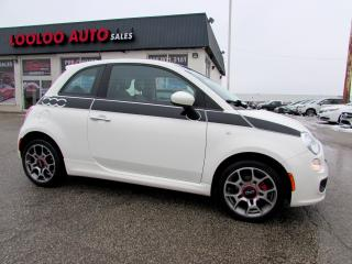 Used 2012 Fiat 500 Sport Automatic Bluetooth Certified 2YR Warranty for sale in Milton, ON