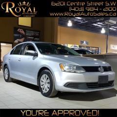 Used 2014 Volkswagen Jetta TRENDLINE+ for sale in Calgary, AB