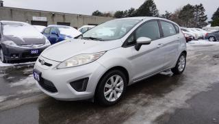 Used 2012 Ford Fiesta SE HB AUTO CERTIFIED 2YR WARRANTY *1 OWNER*FREE ACCIDENT* ALLOYS KEYLESS CRUISE CONTROL for sale in Milton, ON